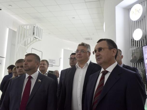 На Ставрополье побывал вице-спикер Совета Федерации Николай Федоров