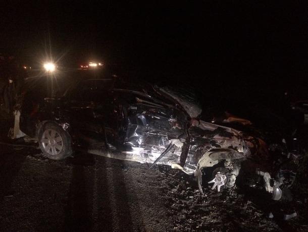 6 человек пострадали вДТП натрассе «Кавказ»