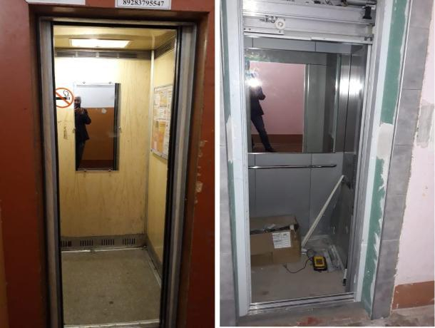Музыкальные лифты в многоэтажках Пятигорска установят в кредит