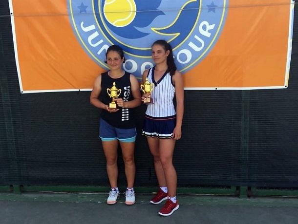 Юная теннисистка из Ставрополя победила на международном турнире в Баку