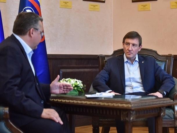 Вице-спикер Совета Федерации прибыл в Ставропольский край