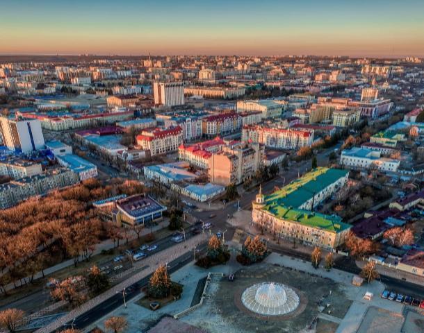 Ставрополь оказался в числе самых чистых городов страны