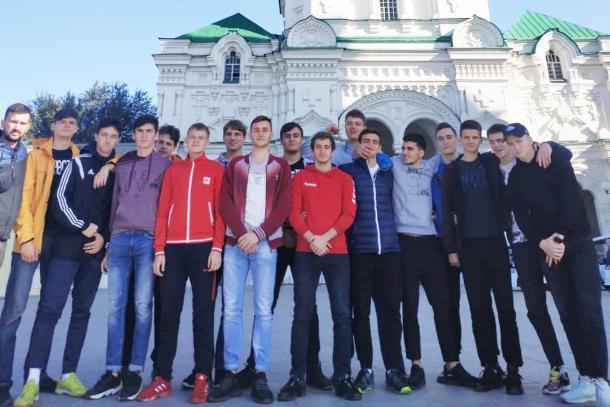 Юные гандболисты из Ставрополя обеспечили себе место в финале первенства России