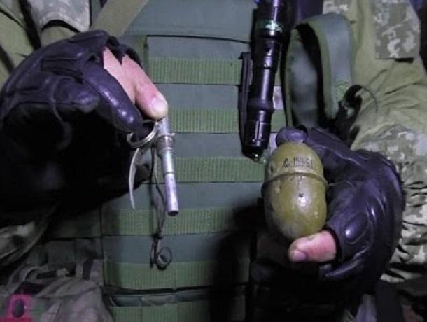 Ставропольчанка вовремя уборки накладбище отыскала гранаты ибоеприпасы
