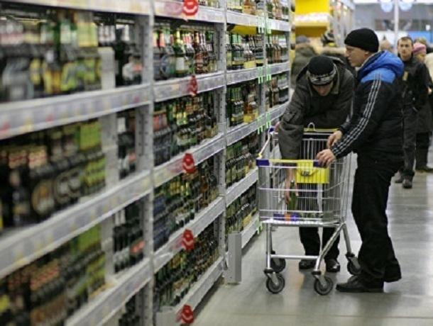 На наличие опасного алкоголя активно проверяют ставропольские магазины