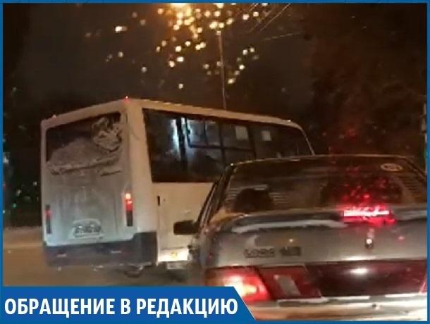 «Это скотское отношение»: жители Ставрополья массово жалуются на маршрутки