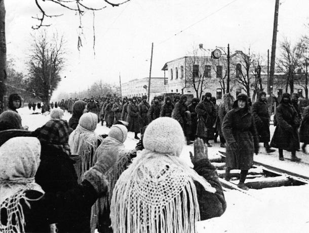 Календарь Ставрополя: 21 января 75-лет со дня освобождения Ставрополя от фашистов