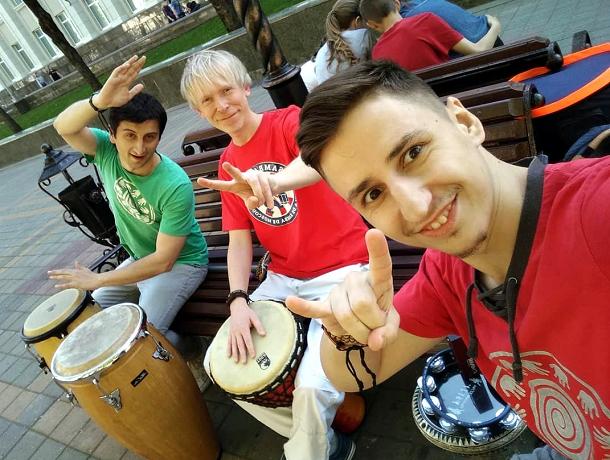 В «Гармонии» под Ставрополем пройдет мастер-класс по игре на барабанах