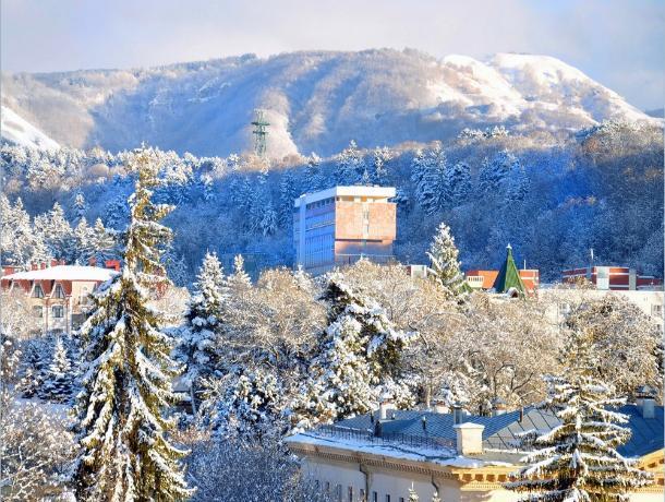 Кисловодск вошёл в десятку городов куда россияне планируют поехать на новогодние праздники