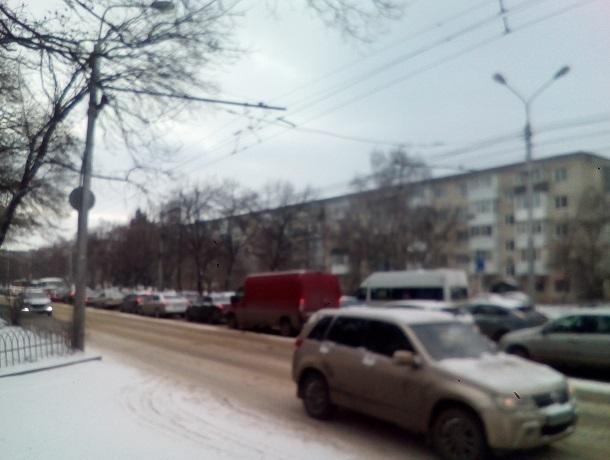 В Ставрополе такие пробки, что проще пешком на работу ходить, - житель города