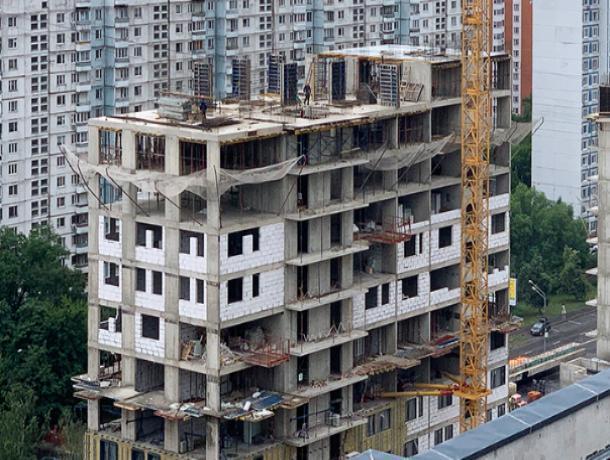Затянувшаяся на 2 года стройка пятигорского многоквартирного дома продолжится