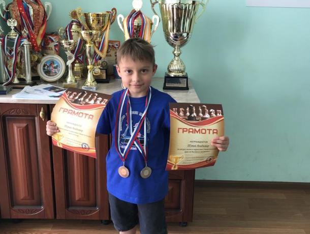 Семилетний шахматист из Железноводска представит Северный Кавказ на первенстве России