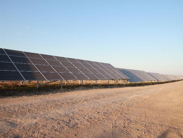 В эксплуатацию запущена третья очередь Старомарьевской солнечной электростанции