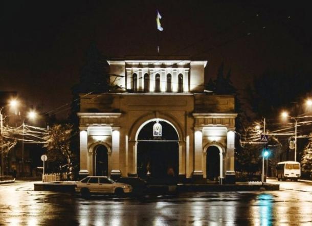 История Триумфальной арки в Ставрополе