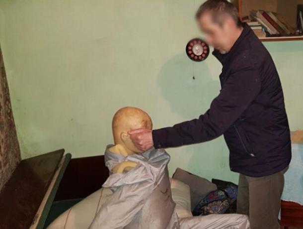 Ставрополец жестоко избил мать