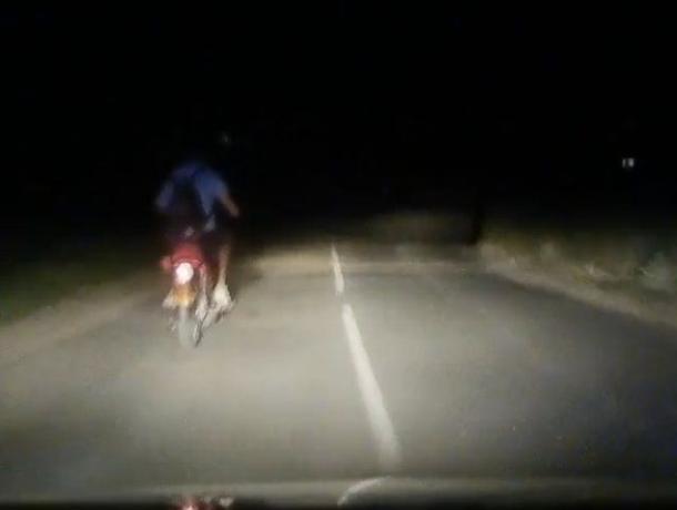 На Ставрополье пьяному мотоциклисту выписали 8 протоколов