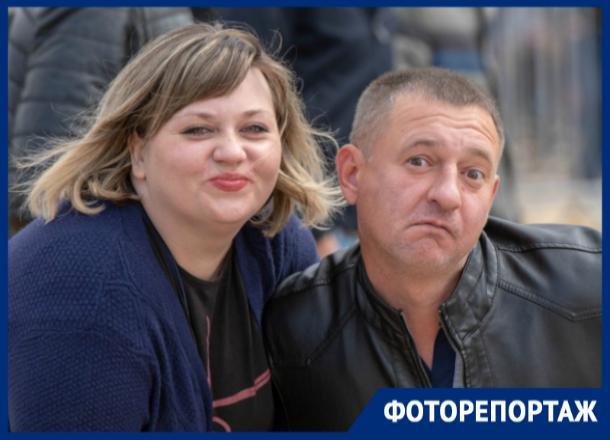 Найди себя на фото: День города Ставрополя