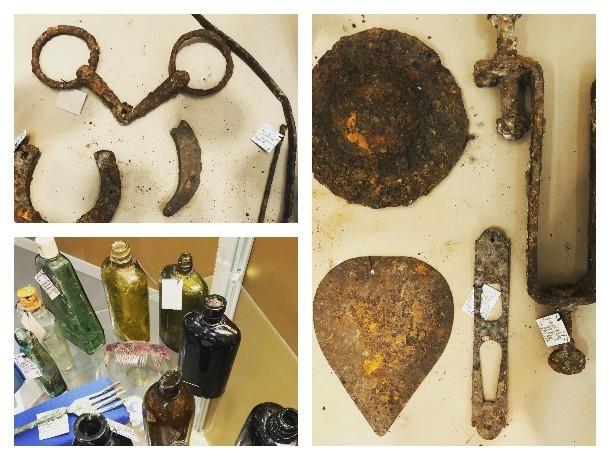 Найденные на Крепостной горе артефакты будут представлены ставропольчанам в музее