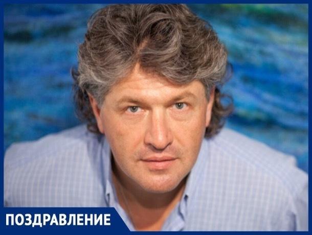 55 лет исполнилось ставропольскому живописцу Сергею Паршину