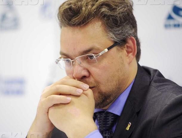 Губернатор Ставрополья рухнул вниз в национальном рейтинге глав регионов
