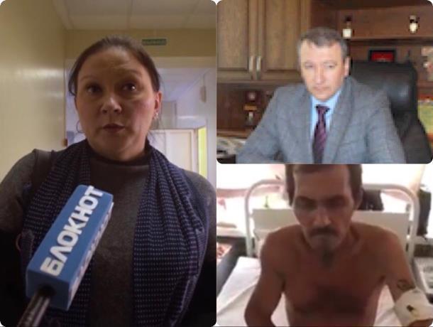 Главврач больницы Ставрополя Андрей Пучков дал пояснения в отношении ситуации с Шустовым