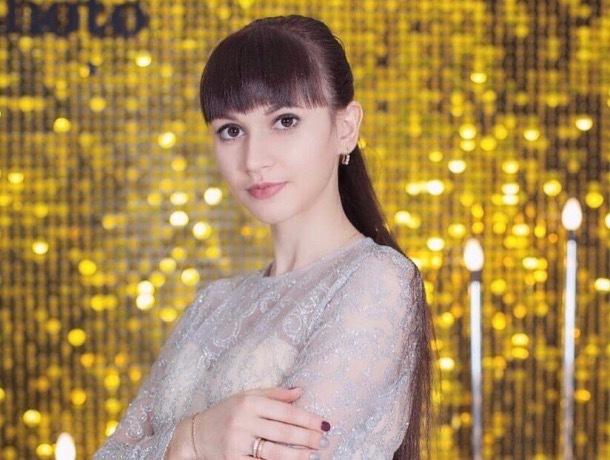 24-летняя Кристина Багдасарян в конкурсе «Мисс Блокнот-2019»