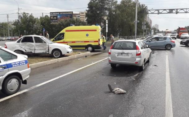В Ставрополе в ДТП пострадали двое детей