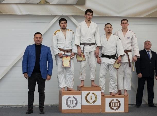 Чемпионат Ставрополья по дзюдо принял спорткомплекс в «Гармонии»