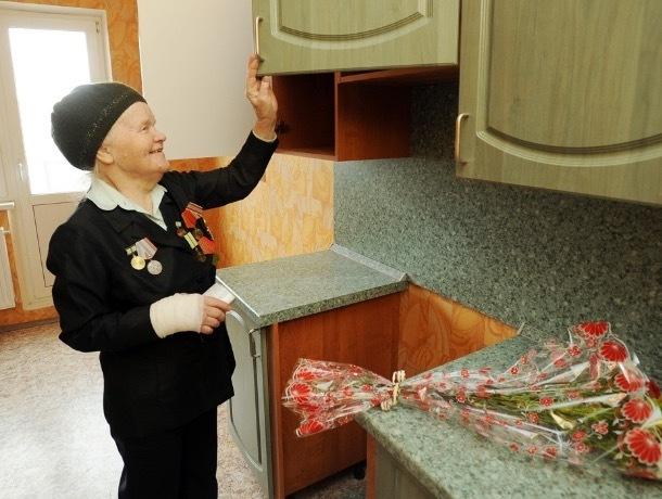На Ставрополье 21 ветерану отремонтировали квартиры
