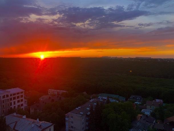Середина недели в Ставрополе будет жаркой