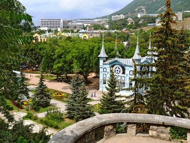 78 миллионов рублей пойдет на благоустройство Комсомольского парка в Пятигорске