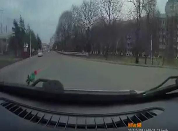 Гражданин Ессентуков потерял племянника измашины находу