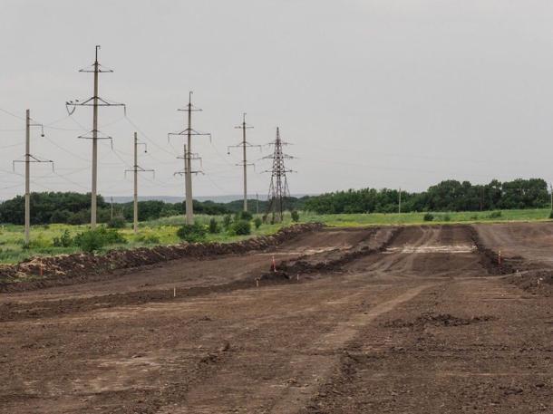 В Ставрополе начали строительство третьей очереди Российского проспекта