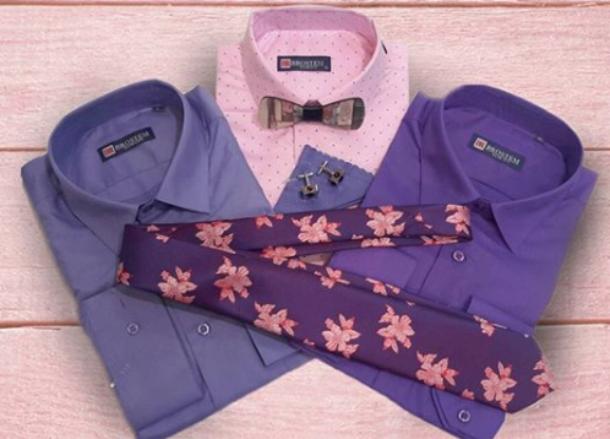 Какие рубашки необходимы летом
