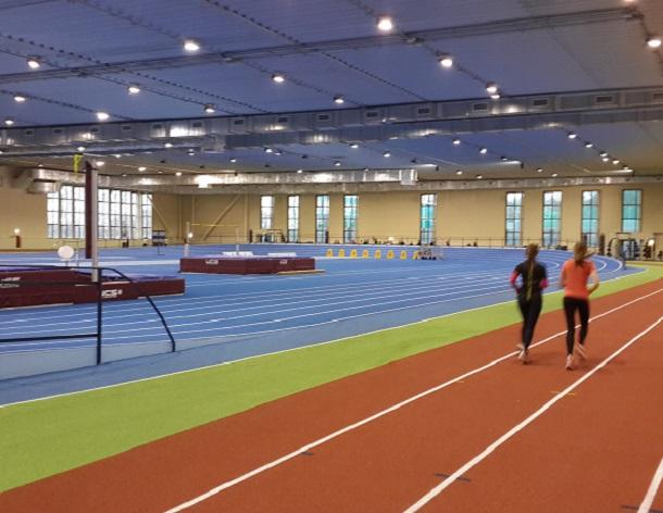 Манеж для легкоатлетов и большой физкультурный комплекс откроют в Ставрополе в 2018 году