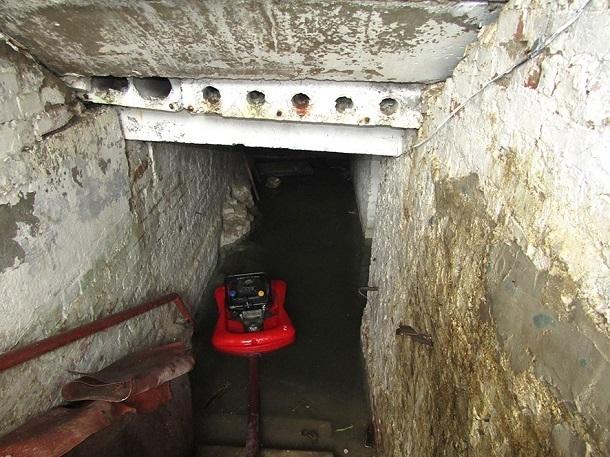 ВГеоргиевске решают пятилетнюю проблему затопленных подвалов водной изновостроек