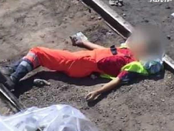 ВПредгорном районе мужчина умер отудара током вовремя разгрузки кирпича