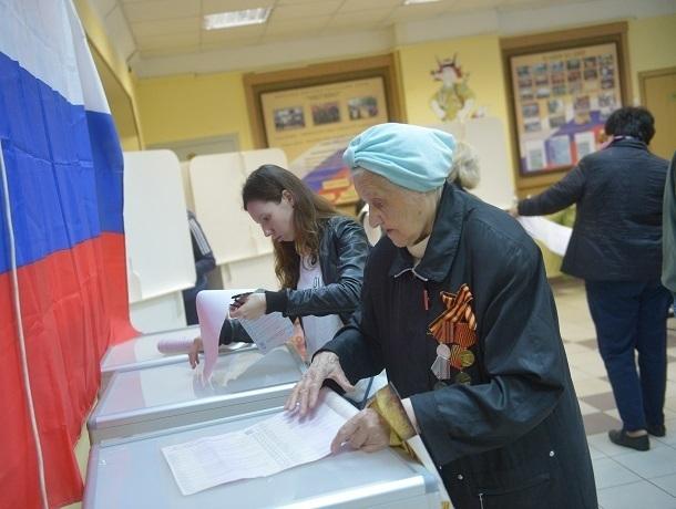 Больше половины жителей Ставрополья приняли участие в выборах президента