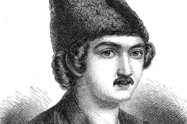 190 лет назад персидский принц Хосров-мирза посетил Пятигорск