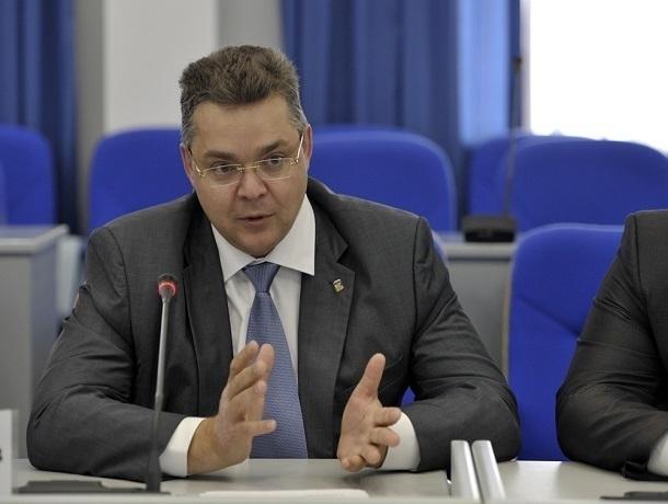 На четыре процента подняли зарплату ставропольским бюджетникам, - Владимиров