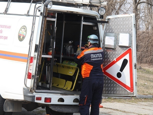 ВСтаврополе из-за собственной оплошности чуть не умер электрик