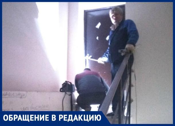 В Ставрополе скандалят жильцы дома и управляющая компания