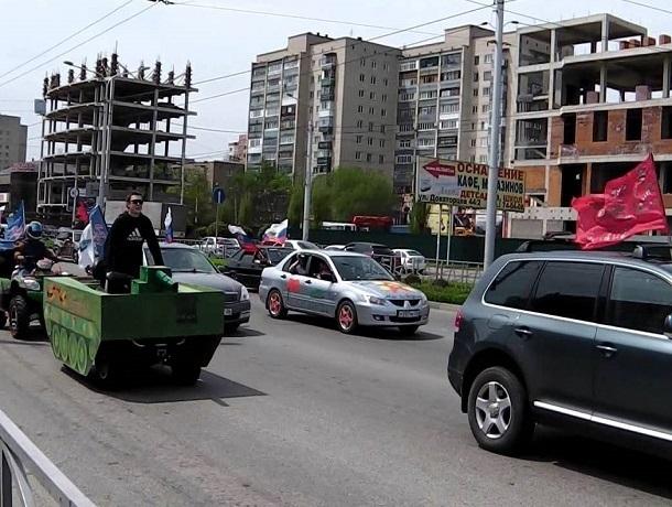 Появился предварительный маршрут автопробега ко Дню Победы в Ставрополе