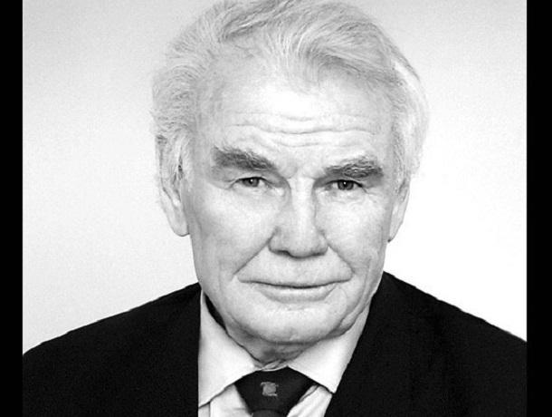«Человек-легенда аграрной науки»: ушел из жизни ставропольский ученый мирового масштаба