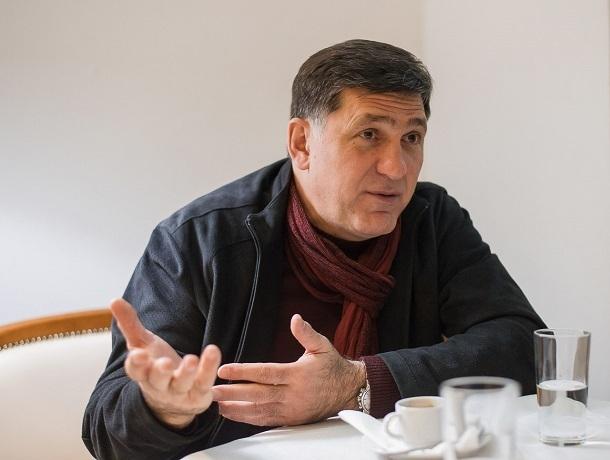 Железноводчанин Сергей Пускепалис стал у руководства МХАТа