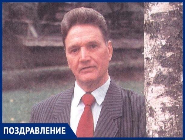 В Ставрополе отметят 90-летие писателя Константина Ходункова