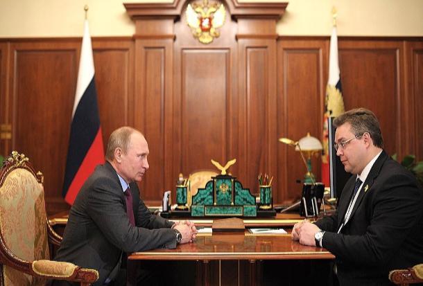 Эксперт: встреча Путина и Владимирова заточена на сельского избирателя