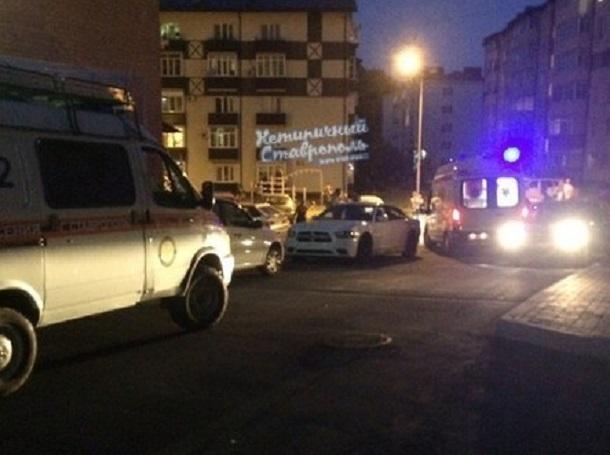 ВСтаврополе 2-летний парень выпал изокна четвертого этажа