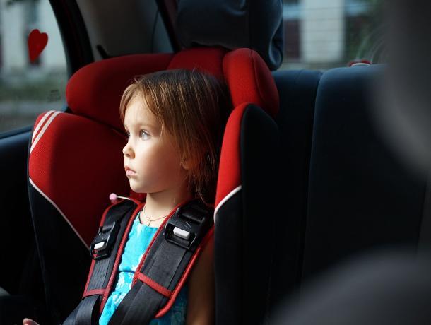 В Ессентуках нашли только одного таксиста, нарушающего правила перевозки детей
