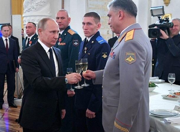 Ветерана спецназа назначил Владимир Путин полпредом СКФО